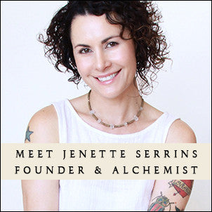 jenette All Natural Skin Care about Jenette
