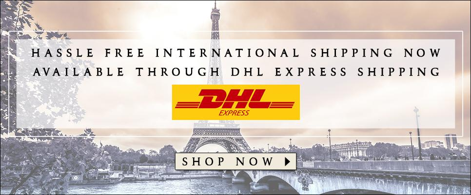 DHL Express International Shipping