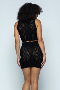 Crochet 2 Piece Cover-Up