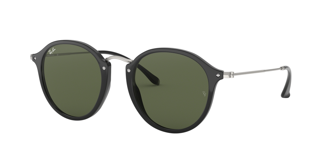 Ray Ban RB2447 Round Fleck