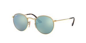 Ray Ban RB3447N Round Flat Lenses
