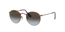 Laden Sie das Bild in den Galerie-Viewer, Ray Ban RB3447 Round Metal (M)