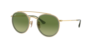 Ray Ban RB3647N Round Double Bridge