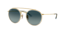 Laden Sie das Bild in den Galerie-Viewer, Ray Ban RB3647N Round Double Bridge
