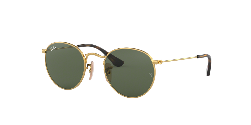 Ray Ban RJ9547S Round Metal Junior