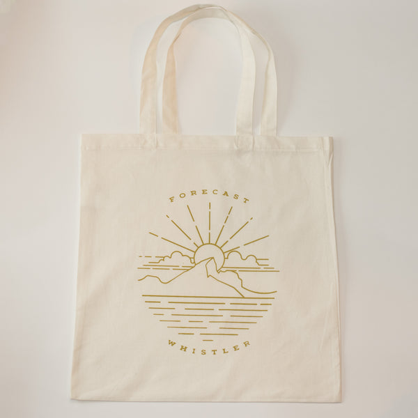 Tote Bag - Mountains