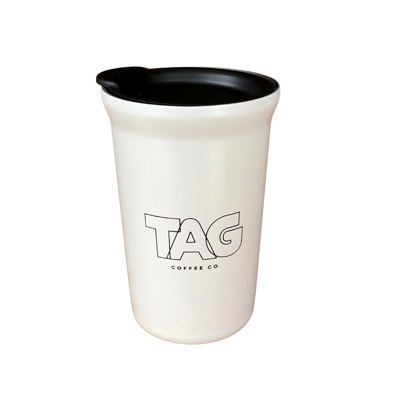 Stainless Tag Travel Tumbler