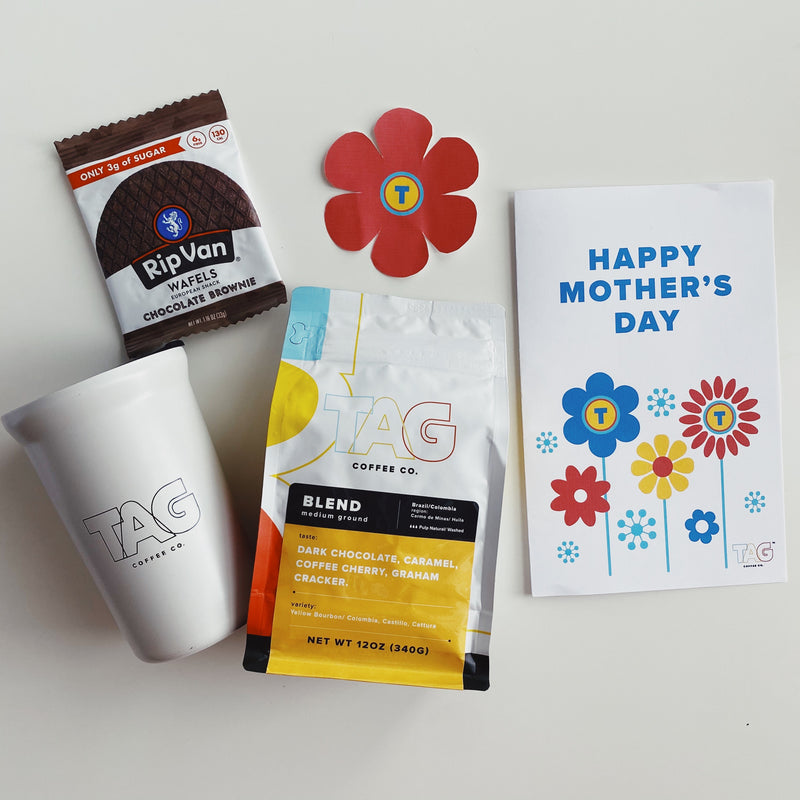 Gold Mother's Day Gift Bundle