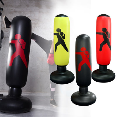 Boxibag ™ Inflatable Boxing Punch Bag