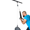HomeGym ™ DIY Pulley Cable Machine Attachment System