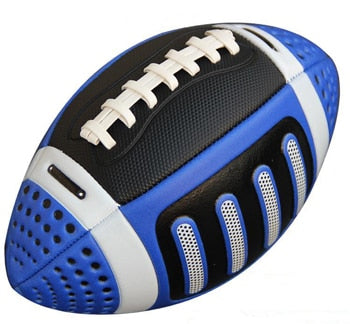 Children's Rubber Rugby Ball