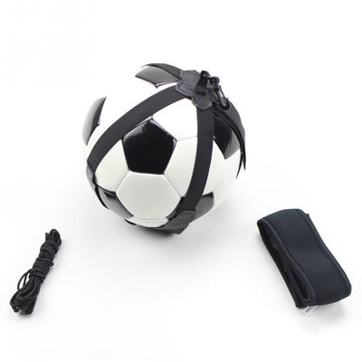 Soccer Ball Adjustable Belt Training Equipment