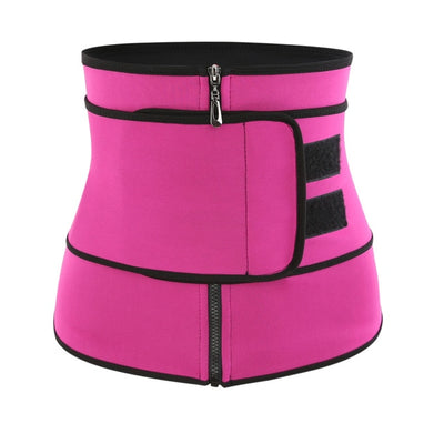 Sweat Belt Waist Trainer Body Shaper