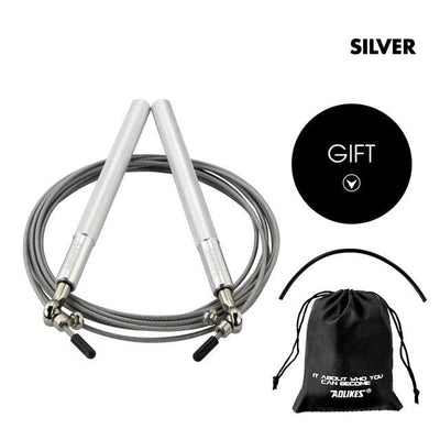 Professional Skipping Rope For MMA Boxing Fitness