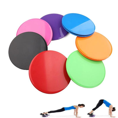 Fitness Disc ™ Multi-functional Sliding Fitness Disk