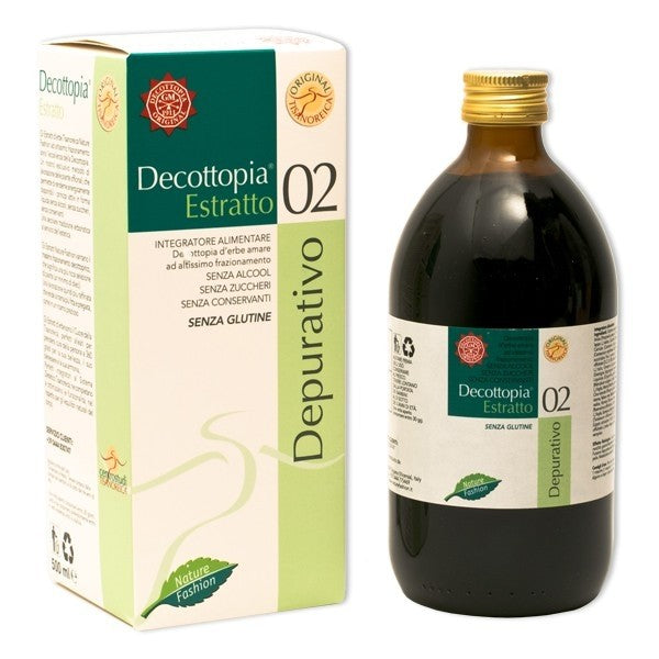 Decottopia 02 Depurativo (500 ml)