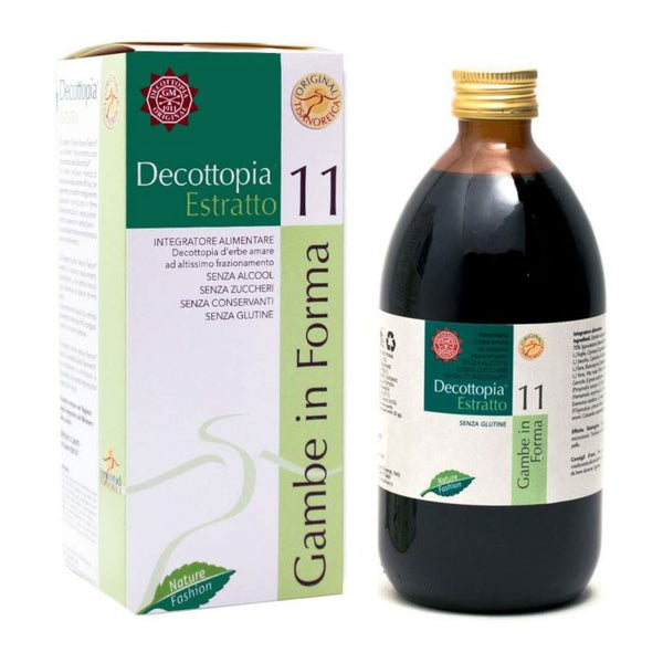 Decottopia 11 Gambe in Forma (500 ml)