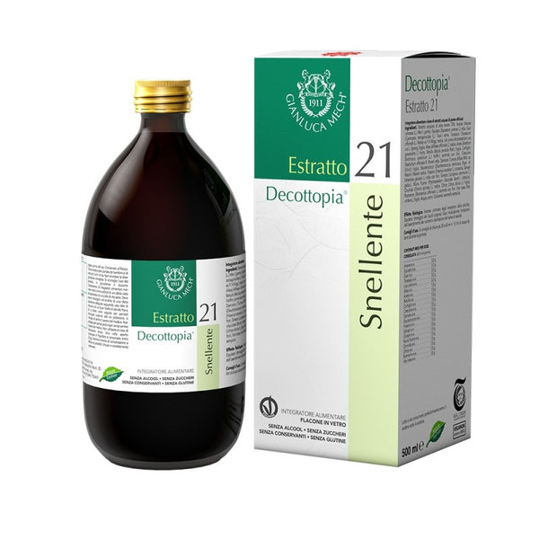 Decottopia 21 Snellente (500 ml)