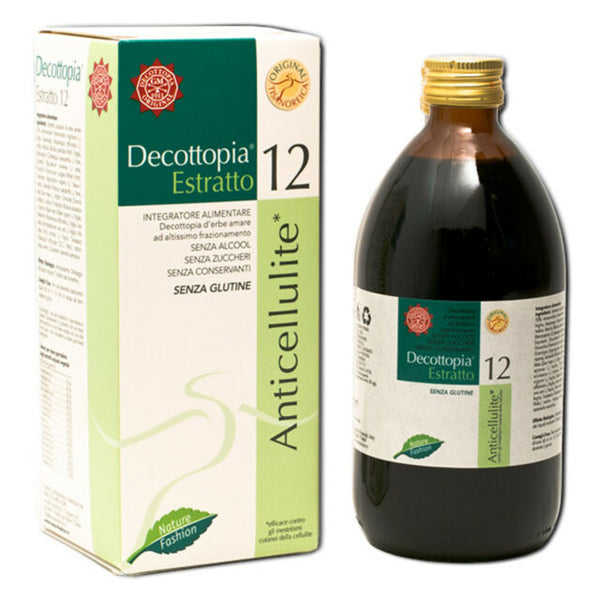 Decottopia 12 Anticellulite (500ml)