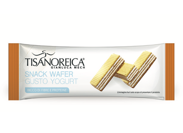 Snack wafer gusto yogurt 42gr.