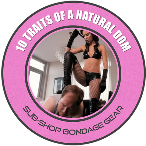 10 Traits of a Natural Dom how to be a sexual domiant