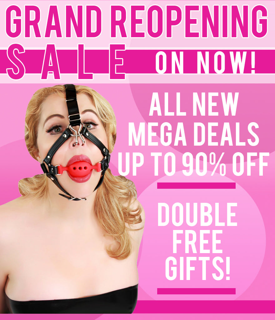 New Mega Deals on Sale Now at Sub-Shop's Grand Reopening!