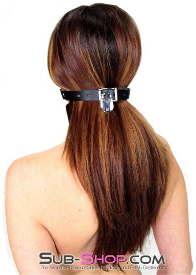 1451A   Code of Silence Locking Ball Gag Strap, Black Ball - Sale BDSM, Bondage Gear, Adult Toys, Bondage Sex, Orgasm Belt, Male Chastity, Gags. Bondage Slave Collars, Wrist Cuffs, Submissive, Dominant, Master, Mistress, Crossdresser, Sub-Shop Bondage and Fetish Superstore