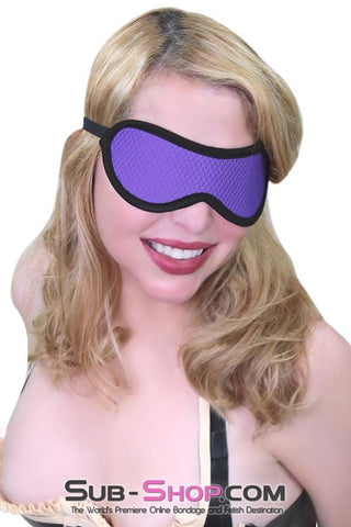 Purple Quilted Love Mask Blindfold - Sale BDSM, Bondage Gear, Adult Toys, Bondage Sex, Orgasm Belt, Male Chastity, Bondage Gag. Bondage Slave Collars, Wrist Cuffs, Submissive, Dominant, Master, Mistress, Cross Dressing, Sex Toys, Bondage Sale, Bondage Clearance, MEGA Deal Bondage, Sub-Shop Bondage and Fetish Superstore