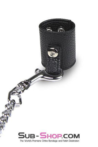 1532M      Adjustable Leather Ball Stretcher Strap with Attachment Loop - <b>MEGA Deal!</b>