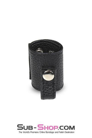 1532M      Adjustable Leather Ball Stretcher Strap with Attachment Loop - <b>MEGA Deal!</b> - Sale BDSM, Bondage Gear, Adult Toys, Bondage Sex, Orgasm Belt, Male Chastity, Gags. Bondage Slave Collars, Wrist Cuffs, Submissive, Dominant, Master, Mistress, Crossdresser, Sub-Shop Bondage and Fetish Superstore