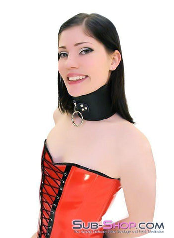 1614HS  Seductive PVC Posture Collar - Sub-Shop.comCollar - 2
