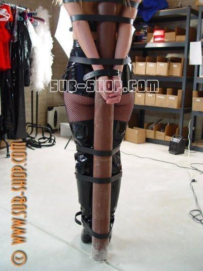 "1728A   1"" Buckling Bondage Strap, Black Leather - <b>5 Sizes!</b> - Sale BDSM, Bondage Gear, Adult Toys, Bondage Sex, Orgasm Belt, Male Chastity, Gags. Bondage Slave Collars, Wrist Cuffs, Submissive, Dominant, Master, Mistress, Crossdresser, Sub-Shop Bondage and Fetish Superstore"