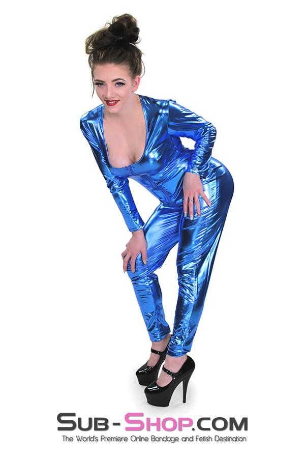 1753ZG      Blue Heaven Catsuit <b>DEAL FRENZY</b> - Sale BDSM, Bondage Gear, Adult Toys, Bondage Sex, Orgasm Belt, Male Chastity, Gags. Bondage Slave Collars, Wrist Cuffs, Submissive, Dominant, Master, Mistress, Crossdresser, Sub-Shop Bondage and Fetish Superstore