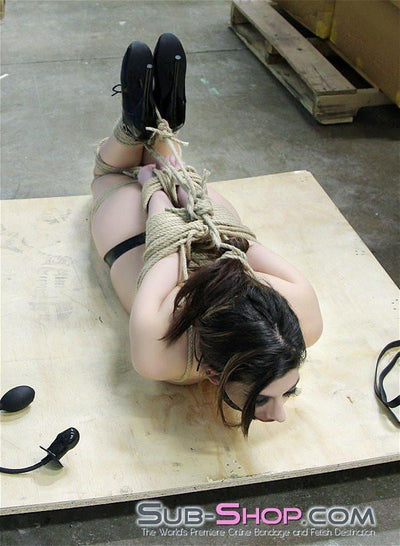 189M       Hemp Bondage Rope, 32 Ft. - Sale BDSM, Bondage Gear, Adult Toys, Bondage Sex, Orgasm Belt, Male Chastity, Gags. Bondage Slave Collars, Wrist Cuffs, Submissive, Dominant, Master, Mistress, Crossdresser, Sub-Shop Bondage and Fetish Superstore