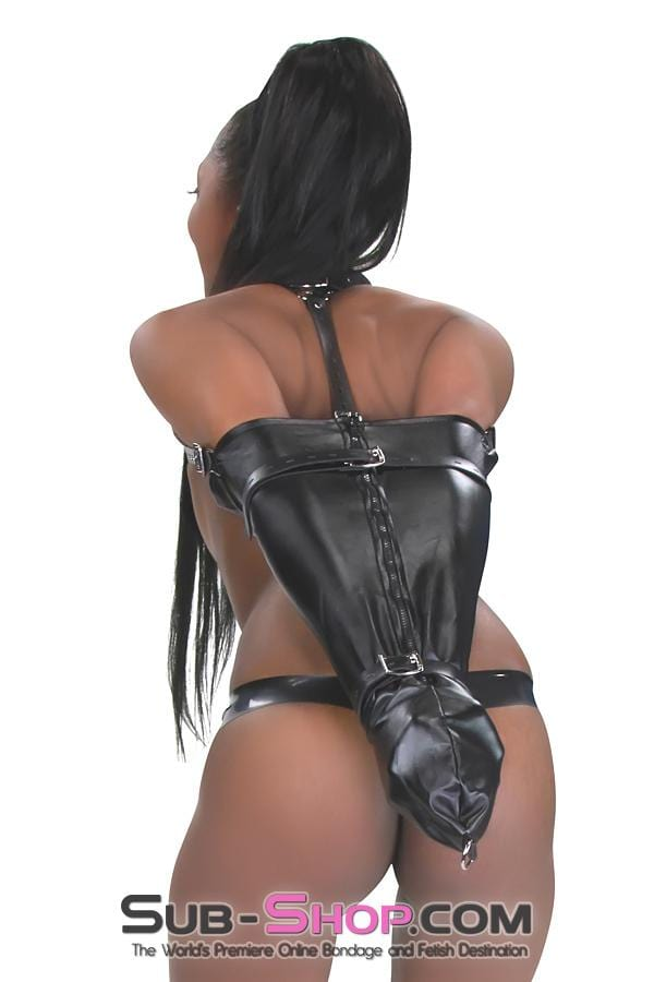 Trussedworthy Locking Zippered Ambinder Sheath - Sale BDSM, Bondage Gear, Adult Toys, Bondage Sex, Orgasm Belt, Male Chastity, Bondage Gag. Bondage Slave Collars, Wrist Cuffs, Submissive, Dominant, Master, Mistress, Cross Dressing, Sex Toys, Bondage Sale, Bondage Clearance, MEGA Deal Bondage, Sub-Shop Bondage and Fetish Superstore