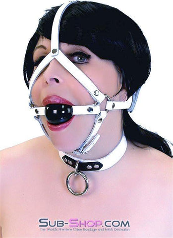 1615A     Sweet Subjugation Leather Choker Collar - Sub-Shop.comCollar - 7