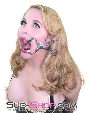 2488AE     Open Mouth Large Medical Fetish Molt Gag