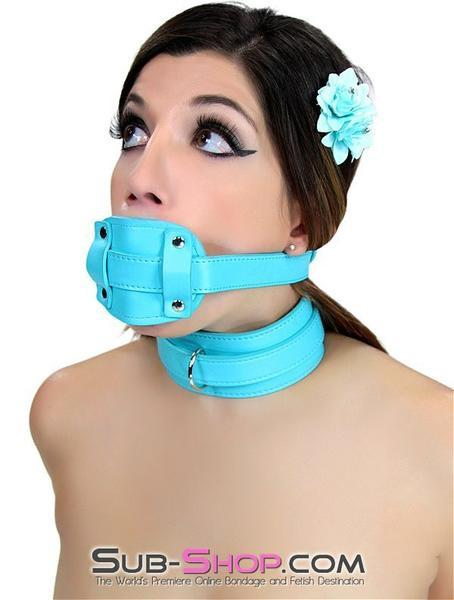 2739RS  Locking Rubber Penis Gag, Diamond Blue Strap - <b>MEGA Deal</b> - Sale BDSM, Bondage Gear, Adult Toys, Bondage Sex, Orgasm Belt, Male Chastity, Gags. Bondage Slave Collars, Wrist Cuffs, Submissive, Dominant, Master, Mistress, Crossdresser, Sub-Shop Bondage and Fetish Superstore