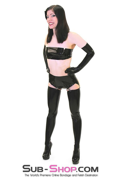 2974D      Latex Rubber Moulded Shoulder Length Gloves - Sale BDSM, Bondage Gear, Adult Toys, Bondage Sex, Orgasm Belt, Male Chastity, Gags. Bondage Slave Collars, Wrist Cuffs, Submissive, Dominant, Master, Mistress, Crossdresser, Sub-Shop Bondage and Fetish Superstore