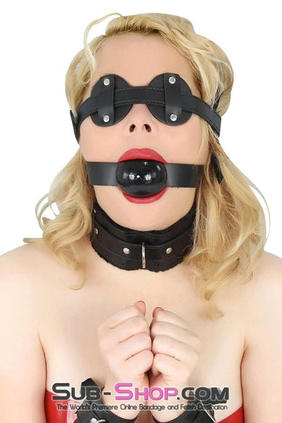 "2"" Large Ball Gag, Black Gloss Ballgag - Sale BDSM, Bondage Gear, Adult Toys, Bondage Sex, Orgasm Belt, Male Chastity, Bondage Gag. Bondage Slave Collars, Wrist Cuffs, Submissive, Dominant, Master, Mistress, Cross Dressing, Sex Toys, Bondage Sale, Bondage Clearance, MEGA Deal Bondage, Sub-Shop Bondage and Fetish Superstore"