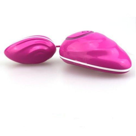 4450M      Double Click Your Mouse 10 Function Pink Vibrating Egg <b>Black Friday Blowout!</b>