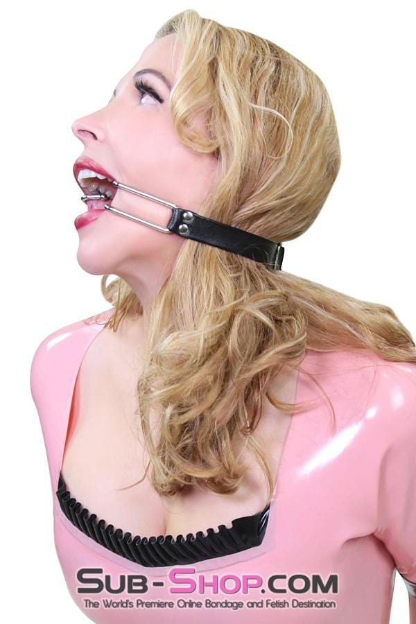 Are You The One? Spreader Gag - Sale BDSM, Bondage Gear, Adult Toys, Bondage Sex, Orgasm Belt, Male Chastity, Bondage Gag. Bondage Slave Collars, Wrist Cuffs, Submissive, Dominant, Master, Mistress, Cross Dressing, Sex Toys, Bondage Sale, Bondage Clearance, MEGA Deal Bondage, Sub-Shop Bondage and Fetish Superstore
