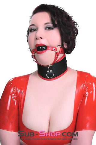 1398DL      Red Hot Chin Strap Style Black Beginner Size Rubber Ball Gag - <b>MEGA Deal!</b> - Sale BDSM, Bondage Gear, Adult Toys, Bondage Sex, Orgasm Belt, Male Chastity, Gags. Bondage Slave Collars, Wrist Cuffs, Submissive, Dominant, Master, Mistress, Crossdresser, Sub-Shop Bondage and Fetish Superstore