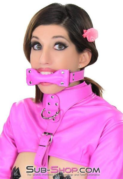 6787RS     Hot Pink Stuffed Bit Gag - <b>MEGA Deal</b> - Sale BDSM, Bondage Gear, Adult Toys, Bondage Sex, Orgasm Belt, Male Chastity, Gags. Bondage Slave Collars, Wrist Cuffs, Submissive, Dominant, Master, Mistress, Crossdresser, Sub-Shop Bondage and Fetish Superstore