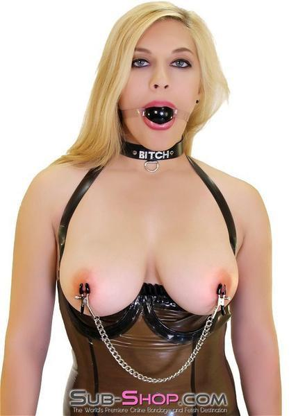 689HS    Wicked Nipple Clamps - Autumn Cares for Breast Cancer Support Product - <b>MEGA Deal</b> - Sale BDSM, Bondage Gear, Adult Toys, Bondage Sex, Orgasm Belt, Male Chastity, Gags. Bondage Slave Collars, Wrist Cuffs, Submissive, Dominant, Master, Mistress, Crossdresser, Sub-Shop Bondage and Fetish Superstore