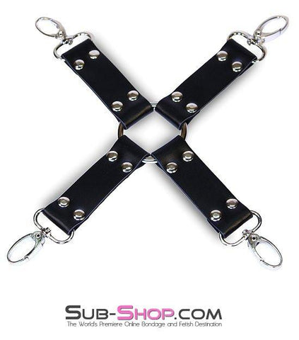 7101DL      Hogtie Hardware Straps & Clips Set - Sub-Shop.comStraps - 3
