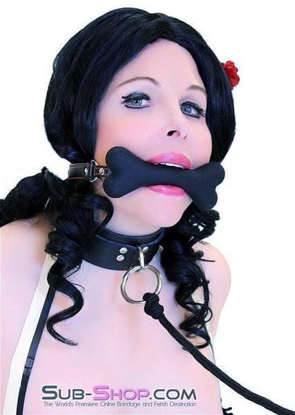 Puppy Play Bone Gag - Sale BDSM, Bondage Gear, Adult Toys, Bondage Sex, Orgasm Belt, Male Chastity, Bondage Gag. Bondage Slave Collars, Wrist Cuffs, Submissive, Dominant, Master, Mistress, Cross Dressing, Sex Toys, Bondage Sale, Bondage Clearance, MEGA Deal Bondage, Sub-Shop Bondage and Fetish Superstore