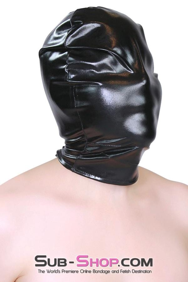 Shiny Stretch Spandex Full Hood - Sale BDSM, Bondage Gear, Adult Toys, Bondage Sex, Orgasm Belt, Male Chastity, Bondage Gag. Bondage Slave Collars, Wrist Cuffs, Submissive, Dominant, Master, Mistress, Cross Dressing, Sex Toys, Bondage Sale, Bondage Clearance, MEGA Deal Bondage, Sub-Shop Bondage and Fetish Superstore