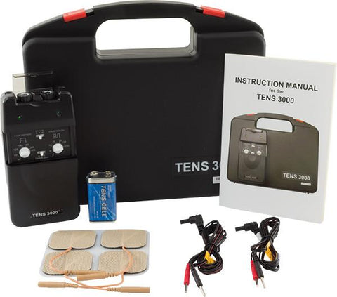 7248E      TENS 3000 Electro-Sex Stimulation Device Kit - Sub-Shop.comElectro-Stim - 1