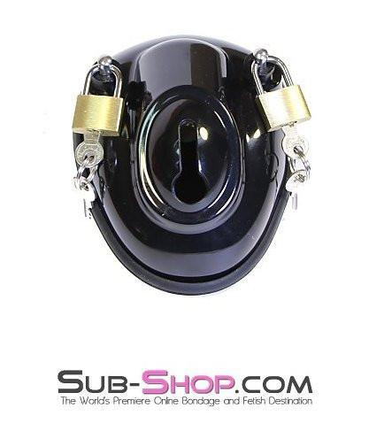 7319AR      Balls & All Black Locking Cock & Ball Chastity Cup Set - <b>MEGA Deal</b> - Sale BDSM, Bondage Gear, Adult Toys, Bondage Sex, Orgasm Belt, Male Chastity, Gags. Bondage Slave Collars, Wrist Cuffs, Submissive, Dominant, Master, Mistress, Crossdresser, Sub-Shop Bondage and Fetish Superstore